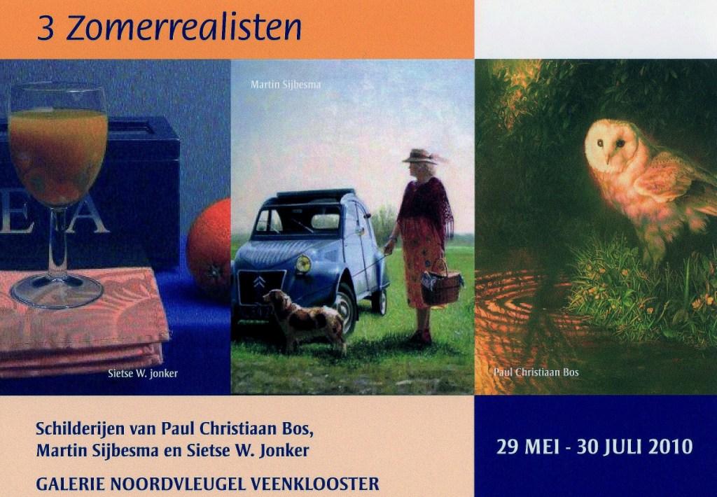 Expositie galerie Noordvleugel