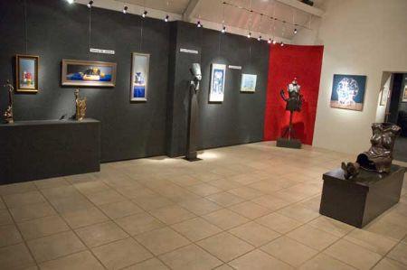 Expositie galerie Pictura....
