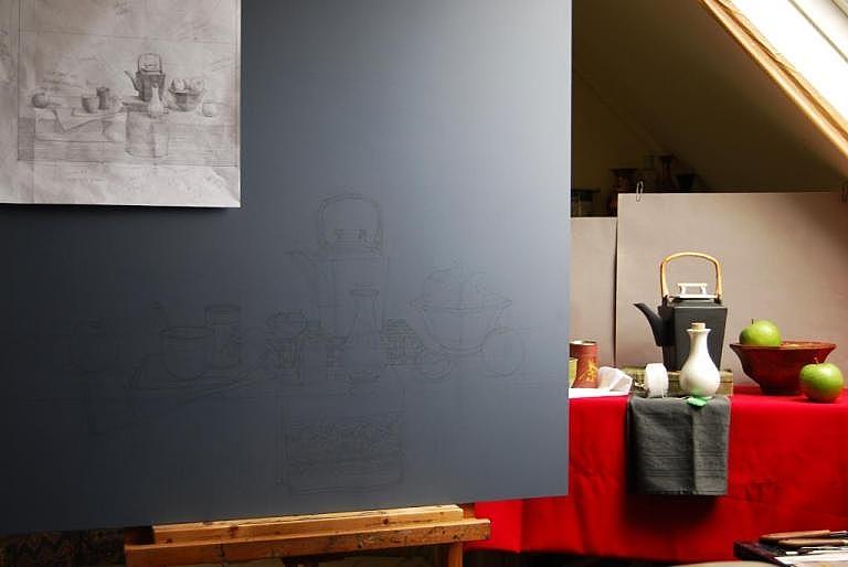 groot-schilderij
